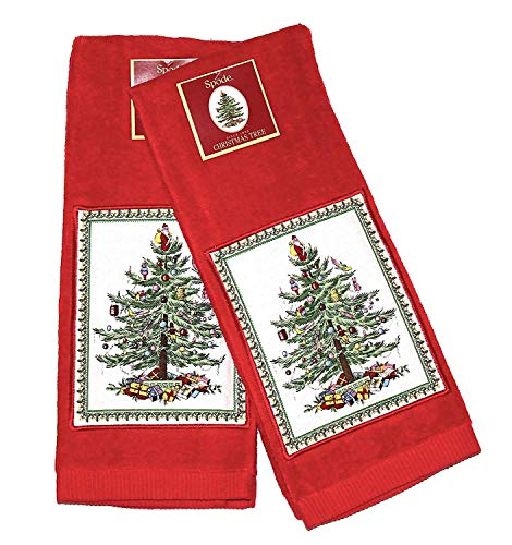 Top 10 Best Selling List for spode christmas tree kitchen towels