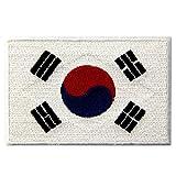 AZ FLAG Bandera de Mesa de Corea del Sur 21x14cm BANDERINA de DESPACHO SURCOREANA 14 x 21 cm