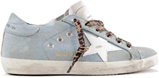 Casual Trainers Sneakers Non-Slip Womens GGDB France Shoes Low Top Blue