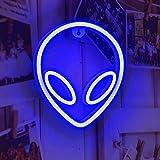 Alien - Letreros luminosos LED...