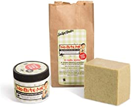 Bundle of 2 SallyeAnder Products - No-Bite-Me Soap and Creme - Deet-Free - All Natural, Kid Safe