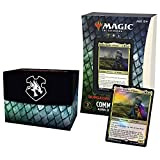 Magic: The Gathering Adventures in The Forgotten Realms Commander Deck – Aura of Courage (Green-White-Blue)
