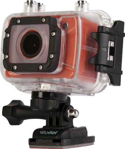 Rollei Actioncam 5S WiFi Diving Edition (Action-, Sport- und Helmkamera)