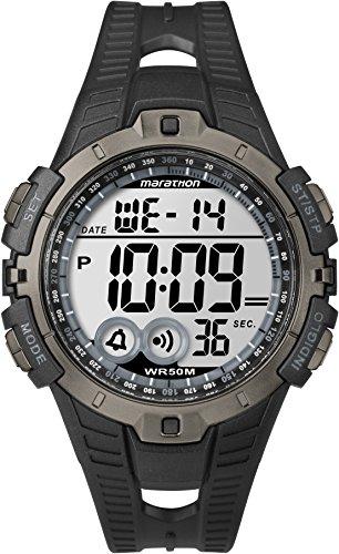 Timex Herren-Armbanduhr Digital Quarz Plastik T5K802