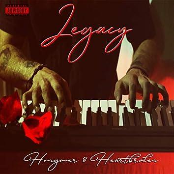 Hungover & Heartbroken - EP