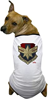 CafePress Captain Marvel Dog T Shirt Dog T-Shirt