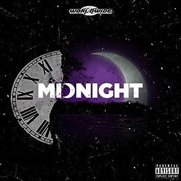 Midnight (feat. Trillfrmww, Gillfrmww, I9frmww, Jayfrmww & Jaleel99)