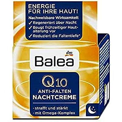 Balea Night Cream Q10 Anti-Wrinkle 50 ml from Balea