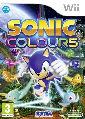 Sonic Colours (Nintendo Wii) [Importación inglesa]