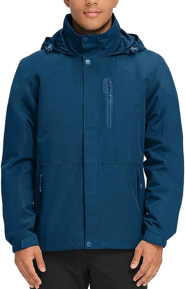 Men's Waterproof Rain Ranking TOP9 Sales of SALE items from new works Jacket II Windbr Breathable with Hood