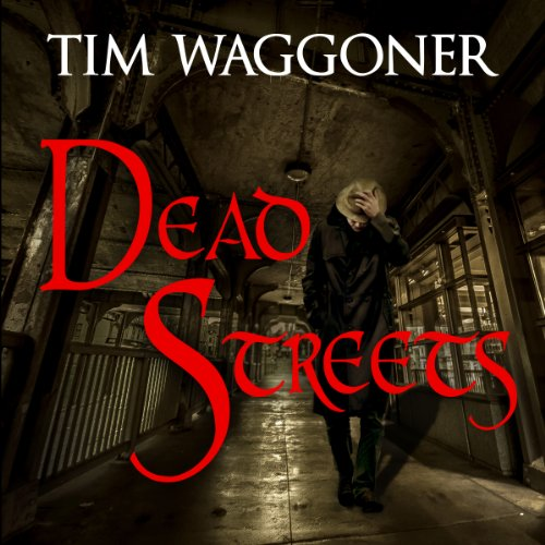 Dead Streets audiobook cover art