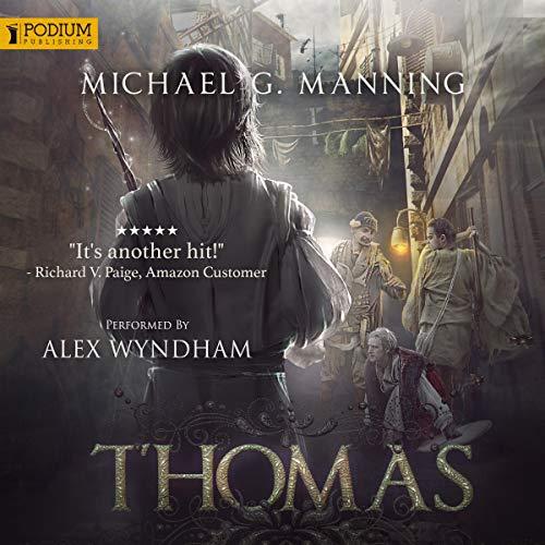 Thomas audiobook cover art