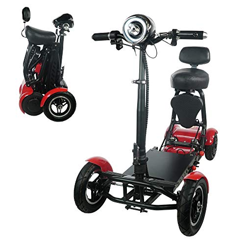 TITLE_MAJESTIC Electric Scooter