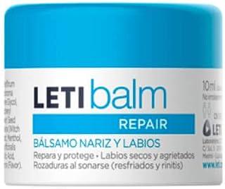 Letibalm Balm Nose And Lips 10ml