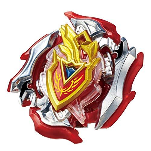 Bey Blade Battling Toys - Zet Z Achilles Burst Booster B-105