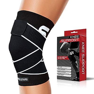 knee compression sleeve knee