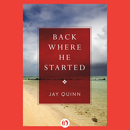 Back Where He Started audiobook cover art