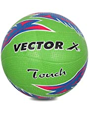 Vector X VB-TOUCH-GRN-4 Volleyball (Green)