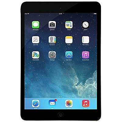 (Refurbished) Apple iPad mini 7.9in WiFi 16GB iOS 6 Tablet 1st Generation - Black & Space Gray
