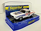 Slot Car Scalextric Superslot H4043 Compatible 1970 Chevrolet Camaro Stars & Stripes No.48