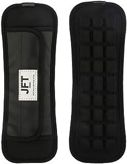 JFT 3D 反重力ショルダーパッド 無重力 片肩パッド エアーパッド マジックテープ付き 簡単装着 ストラップ 肩掛け スリング ひも 肩あて カメラケース・PCバッグ・ビジネスバッグ・スポーツバッグ (M(2点セット))