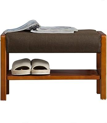 Amazon.com: HDHXDS - Taburete largo para cambiar zapatos ...