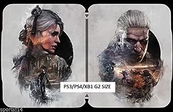 Witcher 3: Wild Hunt G2 STEELBOOK Blu-ray Size Case NO GAME