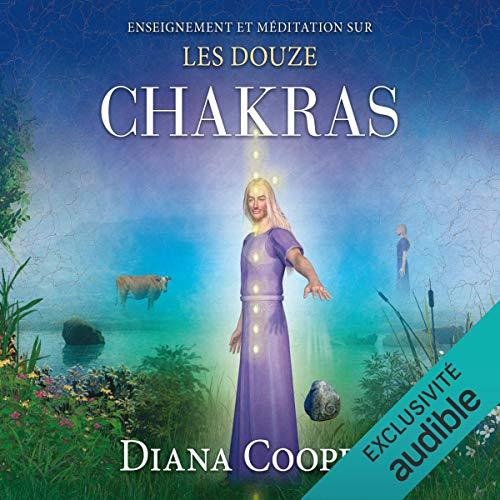 Enseignement et méditation sur les douze chakras audiobook cover art