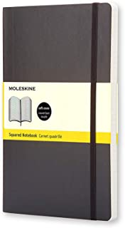Moleskine Classic Notebook, Soft Cover, Large (5