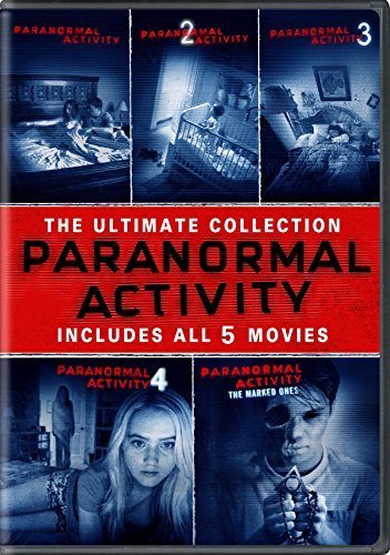 Paranormal Activity - The Ultimate Collection (Movies 1-5) by Mark Fredrichs