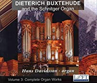 Complete Organ Works: Schnitger Organ 3