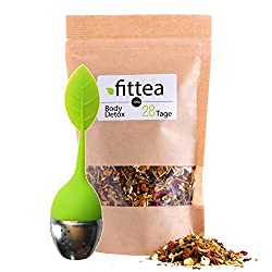 Detox Tee Set für 28-Tage Detox Kur