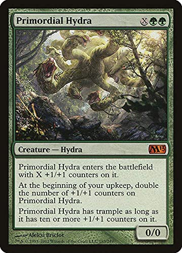 Magic: the Gathering - Primordial Hydra (183) - Magic 2013