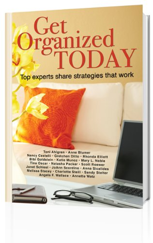 Get Organized Today: Top experts share strategies that work (English Edition)
