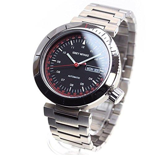 ISSEY MIYAKE orologio a carica automatica da uomo W AW Wada, design Satoshi NYAE001