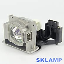 SKlamp VLT-HC910LP Compatible Projector Lamp with Housing for MITSUBISHI HC100, HC100U, HC1100, HC1100U, HC1110, HC1500, HC1600, HC3000, HC3000U, HC3100, HC3100U, HC910, HC910U, HD1000, HD1000U