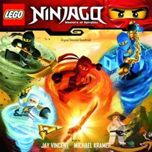 Lego Ninjago-Masters of Spinjitzu