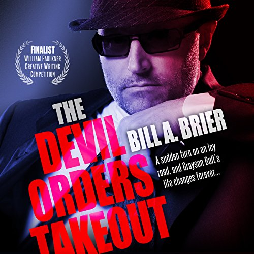 The Devil Orders Takeout audiobook cover art