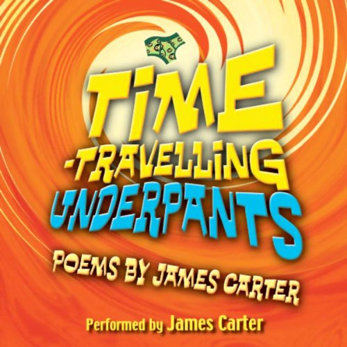 Time-Travelling Underpants cover art