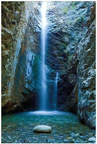Acrylglasbilder Wandbild aus Plexiglas® Bild Detian Wasserfall