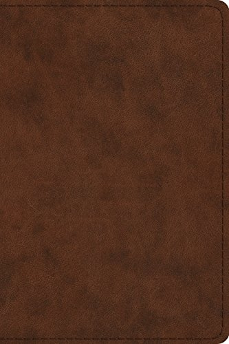 ESV Pastor's Bible (TruTone, Brown)