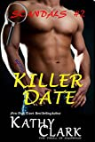book cover art for Killer Date by Kathy Clark