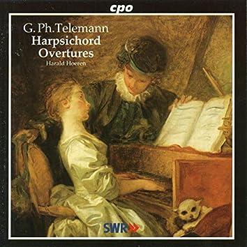 Telemann: Harpsichord Overtures