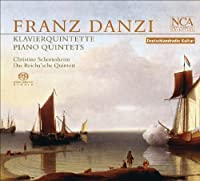 Piano Quintets by F. Danzi (2010-02-23)
