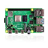 Raspberry Pi 4 Model B Quad Core 64 Bit WiFi Bluetooth (8GB)