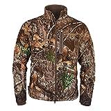 ScentLok Revenant Fleece Jacket Realtree Edge Large