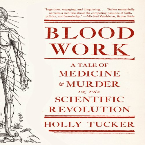 Blood Work cover art