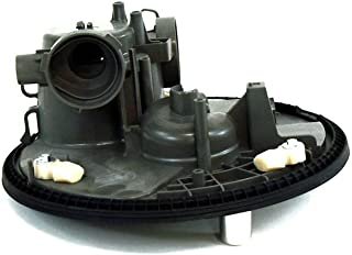 whirlpool dishwasher sump assembly