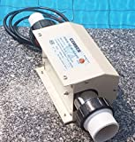 Beacon Pet Swimming Pool Heater Electric SPA Heating Thermostat 220V 3KW Swimming Pool Heat Pumps