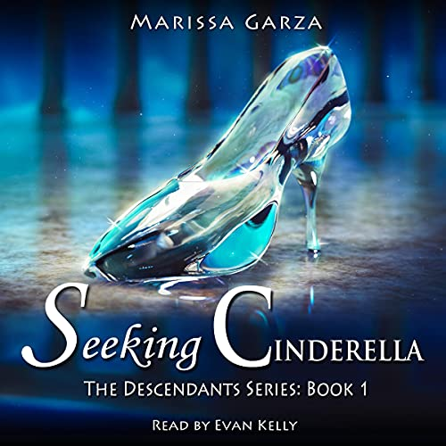 Seeking Cinderella cover art